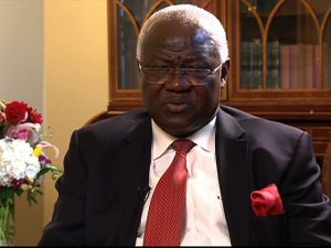 Paul's Interview with President Koroma