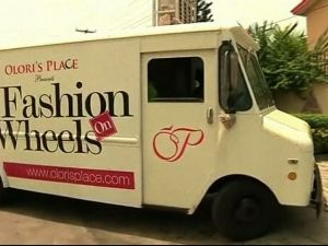 Nigeria Fashion on Wheels