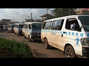 Traffic Jams in Kampala