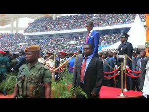 Zambia New President A54 PKG