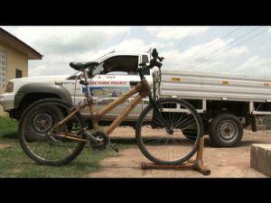 Bamboo Bikes Ghana PKG