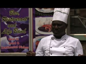 Taste of Ghanaian Local Dishes
