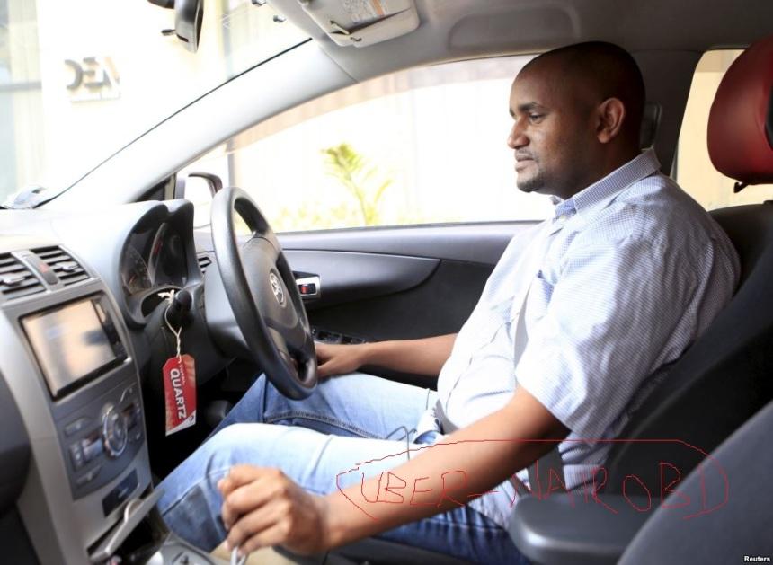 uber in Nairobi