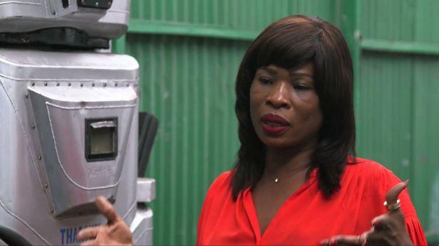 Thereza Izay Congo Robots