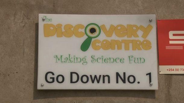 Discovery Center Innovation Hub PKG