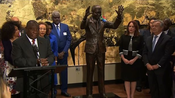 Honor Mandela