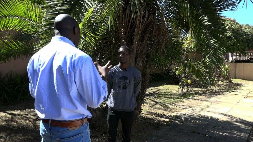 Zimbabwe Youth -1