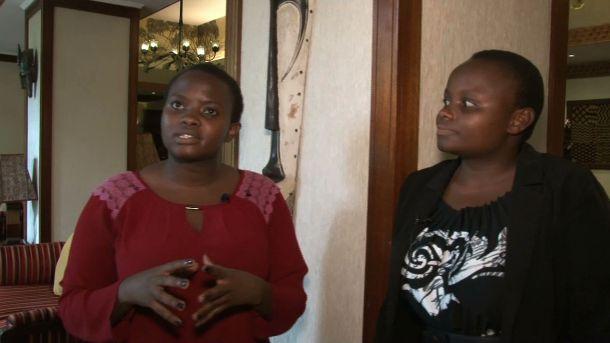 Sanitary Pads For Kenyan Girls
