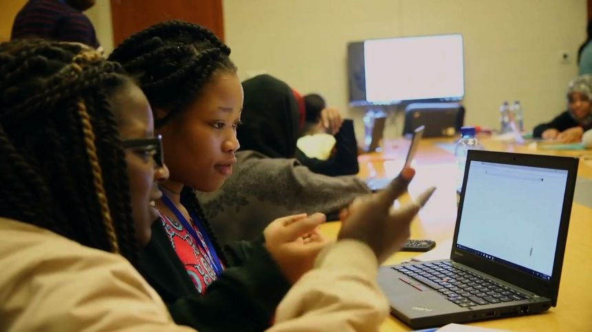 The African Girls Can Code Initiative 2018 launched-2